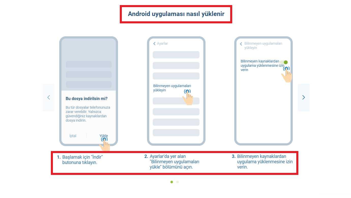 1xBet İndir Akıllı Telefonla Uygulaması Yatırımları